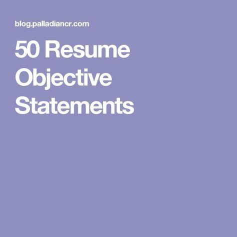 It support resume objective examples