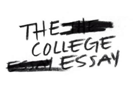 Topics to write your college essay on
